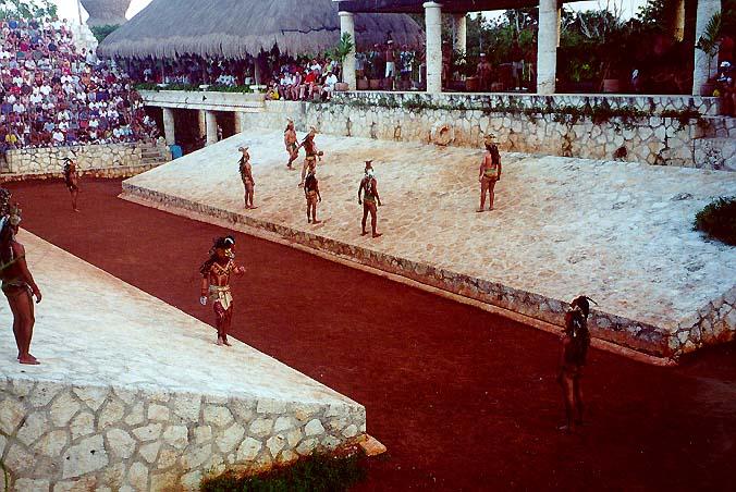 Cars Ancient Mayan Games